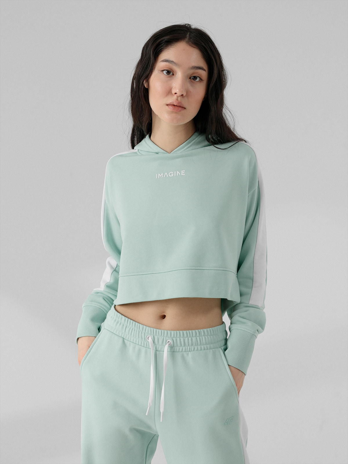 Imagine Bluza De Molton Pentru Femei