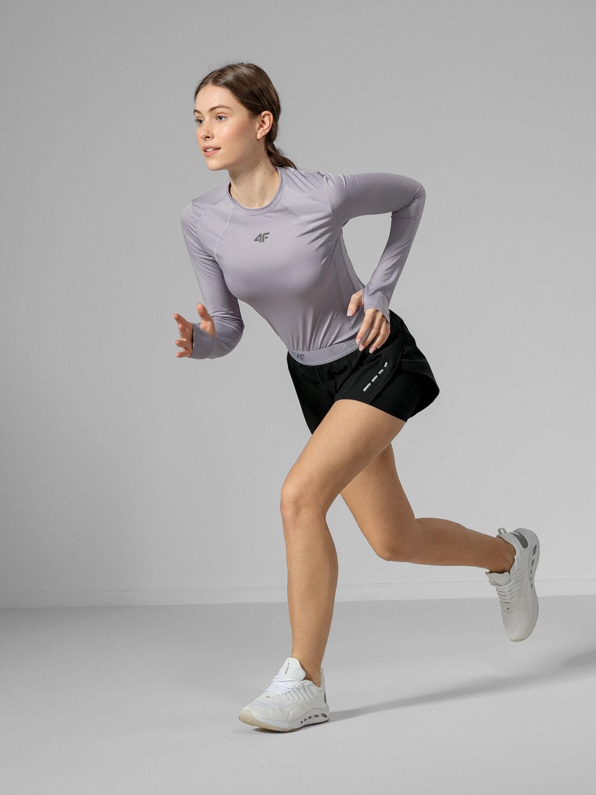 Imagine Sortii 2in1 De Alergare Pentru Femei