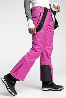 Imagine  Pantaloni De Schi Pentru Femei Spdn102 Fuxie
