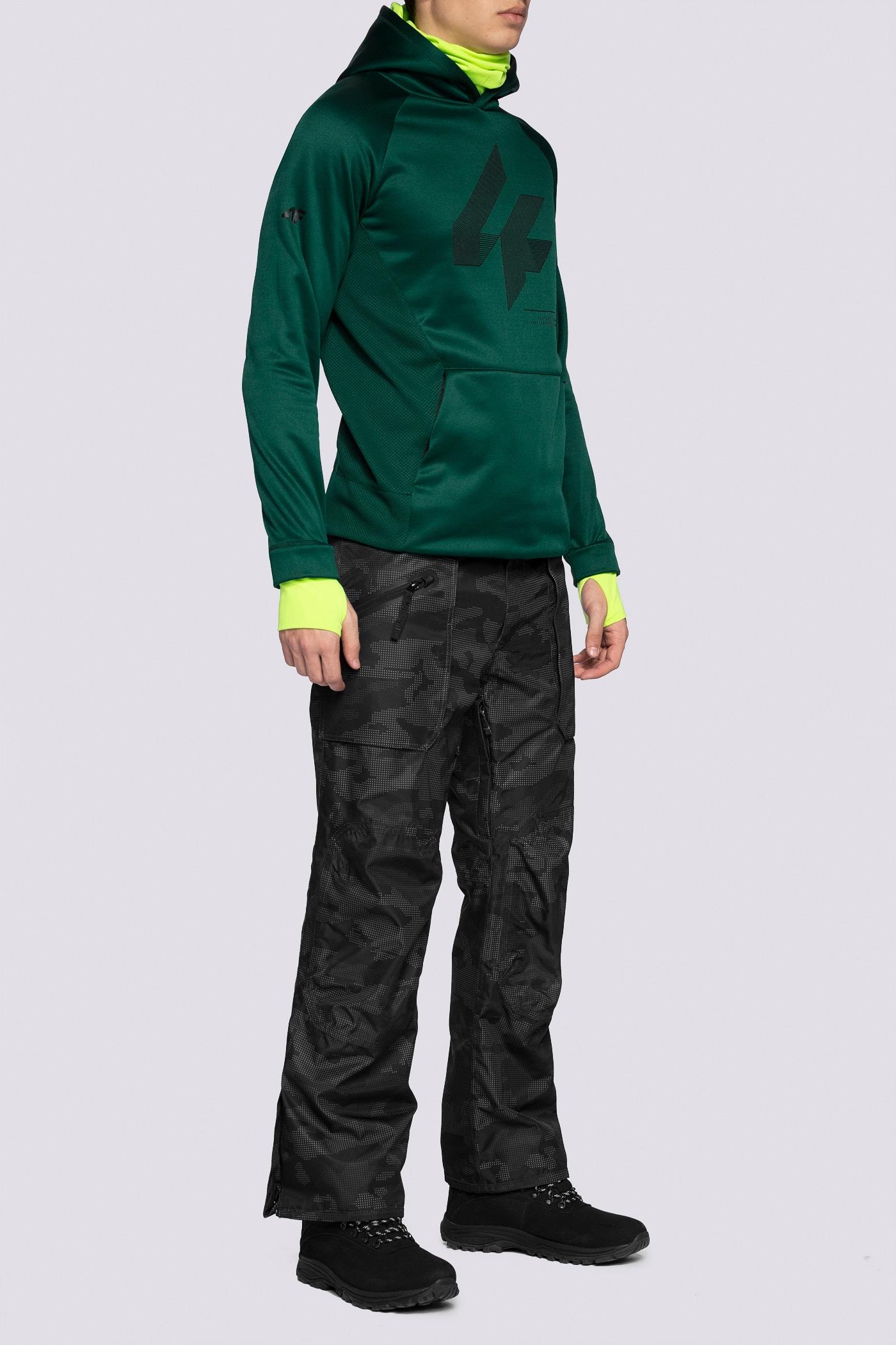 Imagine  Pantaloni De Schi Pentru Barbati Spmn552r Multicolor Allover