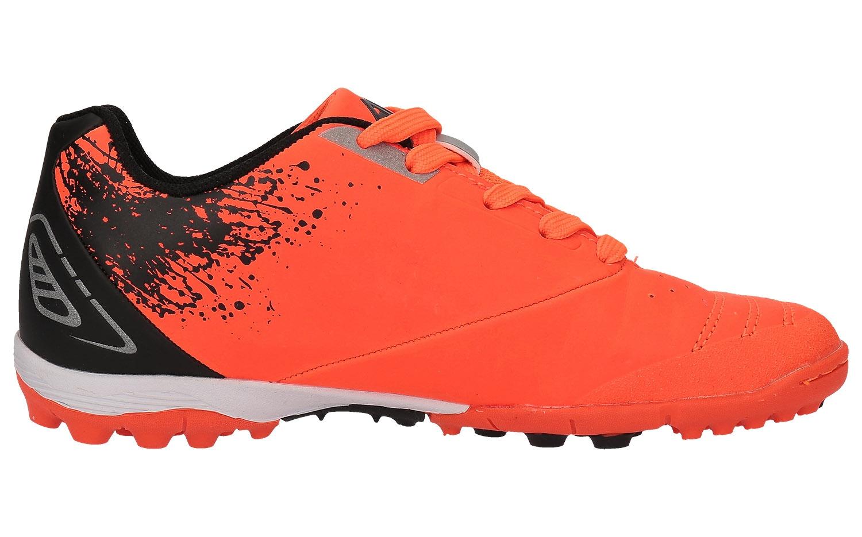 vândut în toată lumea reducere mare bine cunoscute Ghete fotbal pentru copii mari (băieți) JOBMP400T - portocaliu neon