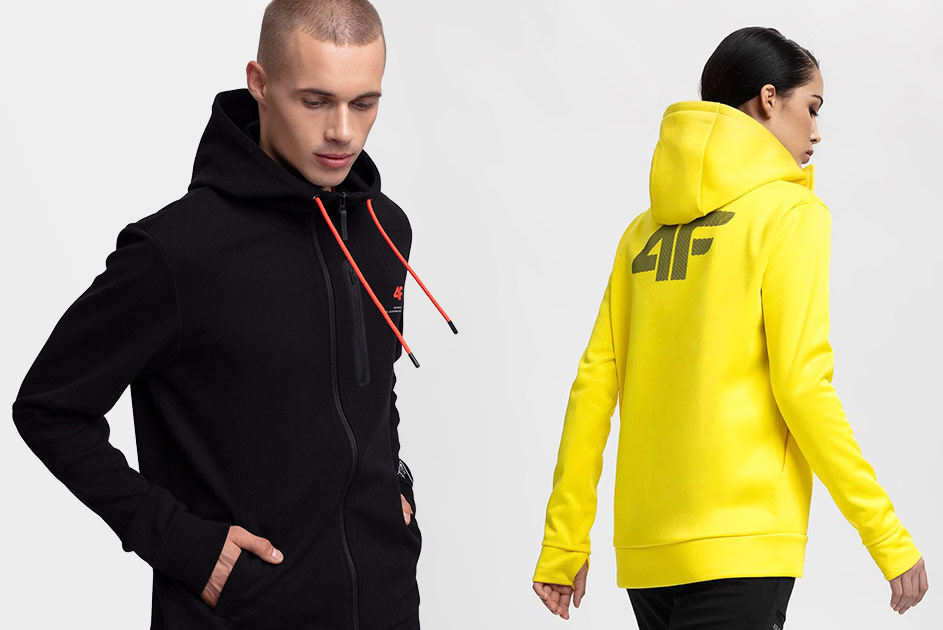 Sweatshirts and hoodies for women & men