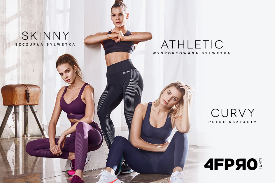 COLECȚIA 4FPRO TEAM - BODY SHAPING